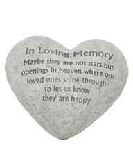 Graveside Memorial Hearts