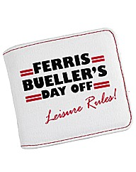 Ferris Buellers Day Off Wallet