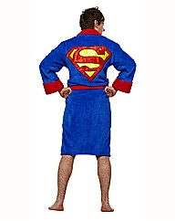 Superman Fleecy Robe