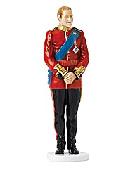 Royal Doulton Prince William Figurine