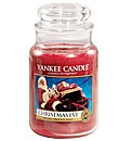 Yankee Candle Christmas Eve Jar