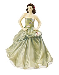 Royal Doulton Happy Birthday 2013 Figure