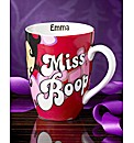 Personalised Betty Boop Mug