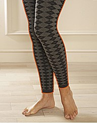 Hot Togs Thermal Fleece Lined Leggings