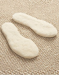 Lambswool Insole Buy One Get One Free
