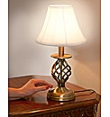 Barley Twist Touch Lamp BOGOF