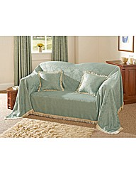 Damask Chair and Sofa Covers