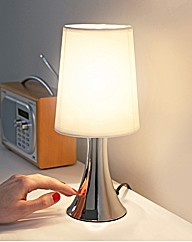 Curved Base Touch Lamp BOGOF
