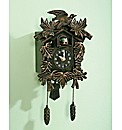 Wood Effect Cuckoo Clock