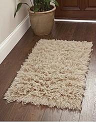 Flokati Wool Rug