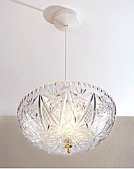 Crystal Effect Light Cover