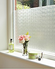 Bathroom Window Film 18X59