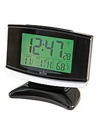 Radio Controlled Large Screen Alarm Cloc