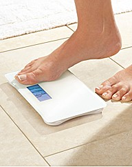 Space Saving Bathroom Scale