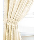 Windsor Lace Bathroom Curtains
