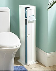 Tongue and Groove Loo Tower and Dispense