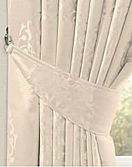 Radiance Damask Tiebacks