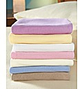 Cottonette Fitted Sheet BOGOF