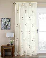 Butterfly Voile Curtains