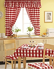 Chamonix Range Tablecloth with 4 Napkins