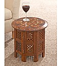 Sheesham Octagonal Table