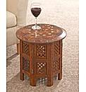 Sheesham Octagonal Table