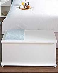 Aspen Bedroom Furniture Ottoman