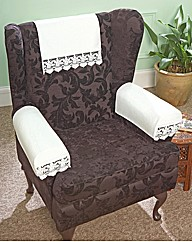 Armchair Cover Set
