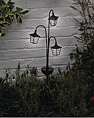 Victorian Inspired Lantern Stake Light