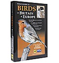 British and European Bird Guide Book