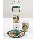 Suet Feeder With Free Pellets