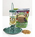 Meal Worm Feeder FREE Dried Meal Worms