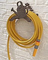 Watering Can Hose Holder