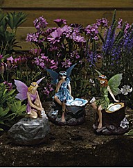 Fairy Spotlights Set of 3