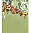 Hand Painted Bird Feeders Set of 3