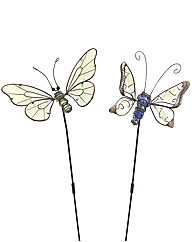 Set of 2 Night Glow Butterflies
