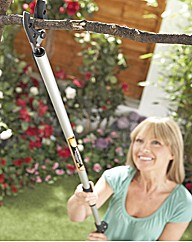 Lightweight Easy Reach Garden Pruner