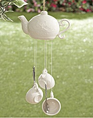 Ceramic Teapot Windchime
