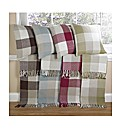 Country Check Cushion Covers