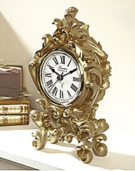 Radio Controlled Mantel Clock