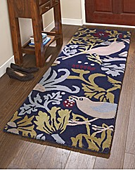 William Morris Inspired Wool Rug