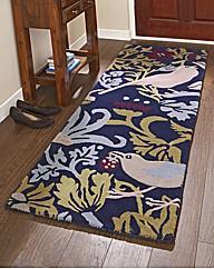 William Morris Inspired Wool Rug