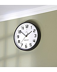 Radio Controlled Smoke Detector Clock
