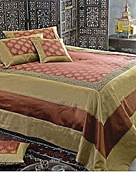Lakshmi Bedspread Set FREE Cushion Cover