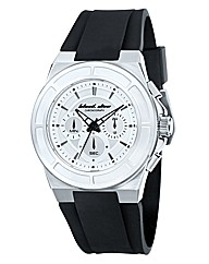 Black Dice Gents Chronograph Watch