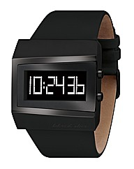 Black Dice Gents Digital Strap Watch