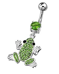 Crystal Green Frog Body Bar