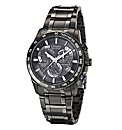 Citizen Gents Black Bracelet Watch