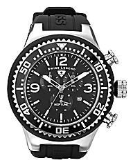 Swiss Legend Gents Chronograph Watch