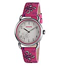 Kahuna Ladies Leather Cut-out Watch